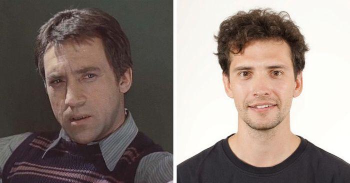 Что было бы, если актеры соответствовали возрасту своих героев (15 фото)