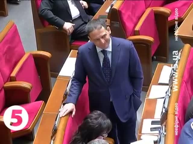 Депутат Верховной Рады Дмитрий Добкин отметил заказ тура за 135 000 евро