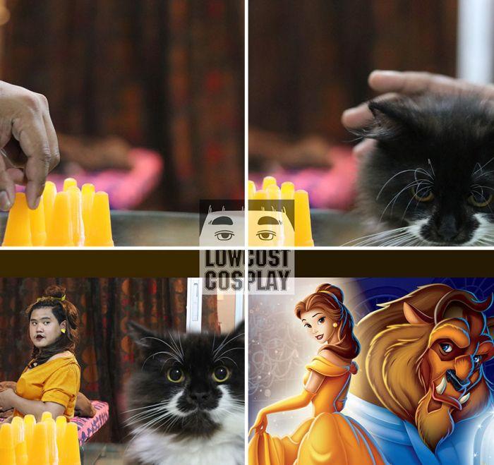 Дешевый домашний косплей от тайского блогера (30 фото)