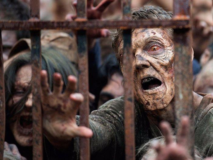 Интересные факты о зомби из сериала «Ходячие мертвецы» (14 фото)
