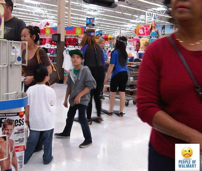 Смешные люди из супермаркетов. Часть 31 (37 фото)