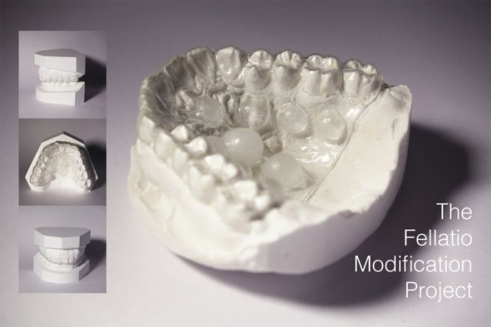 Силиконовый протез для улучшения качества орального секса (5 фото)