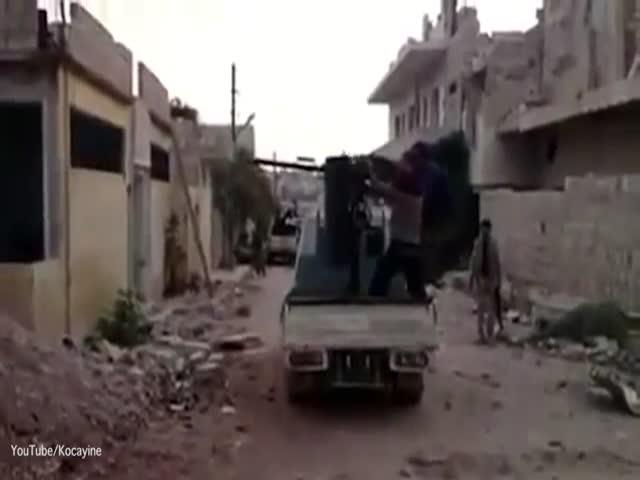 Как сражаются боевики ИГИЛ