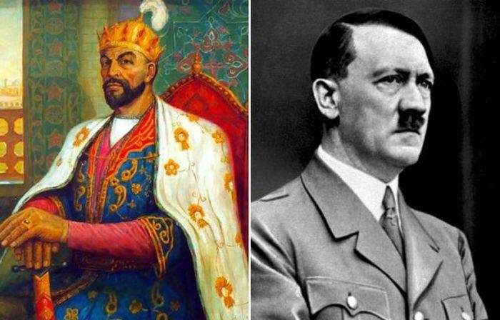 Самые таинственные совпадения в истории (15 фото)