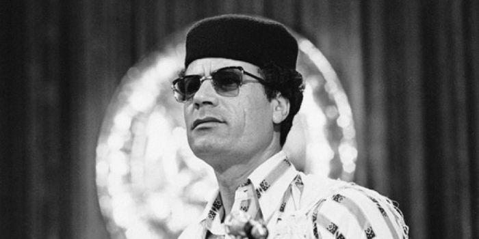 Жизнь и смерть Муаммара Каддафи (48 фото + видео)