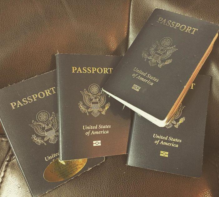Американка планирует установить рекорд скорости посещения всех стран мира (8 фото)