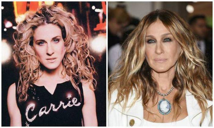 Актеры сериала «Секс в большом городе» тогда и сейчас (11 фото)