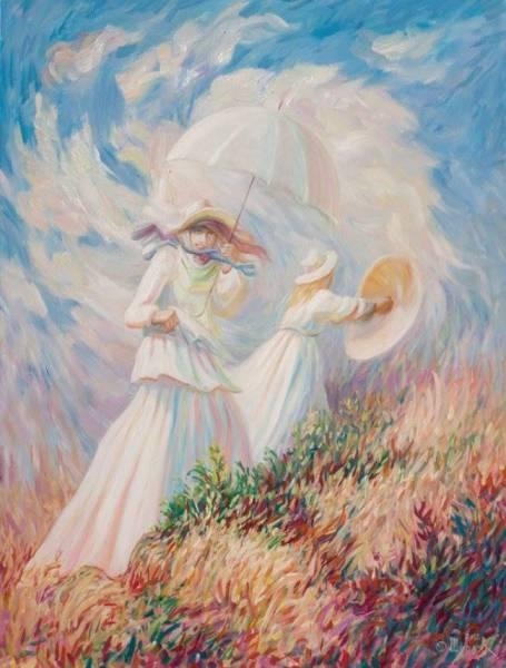 Оптические иллюзии в картинах украинского художника (13 рисунков)