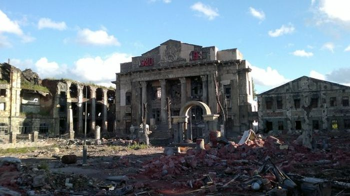 Экскурсия по киношному Сталинграду в Колпино (14 фото)
