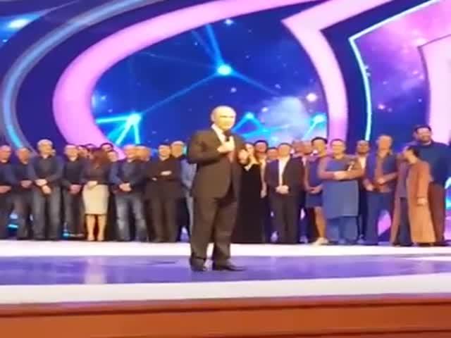 Речь Владимира Путина на юбилее КВНа