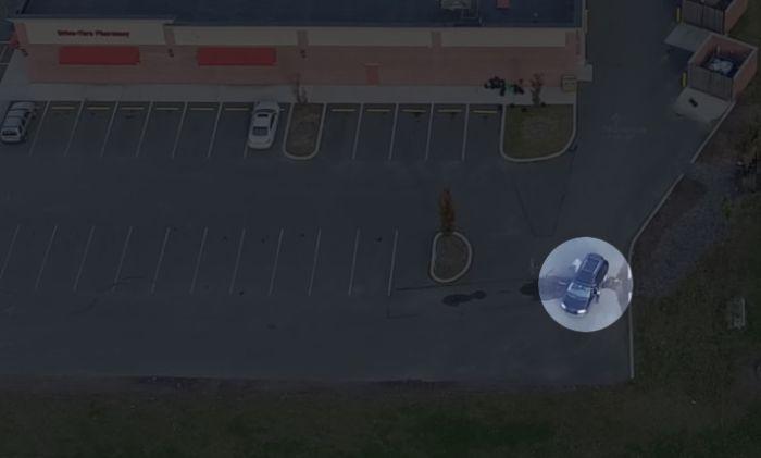 Американец уличил жену в измене с помощью дрона (3 фото + видео)