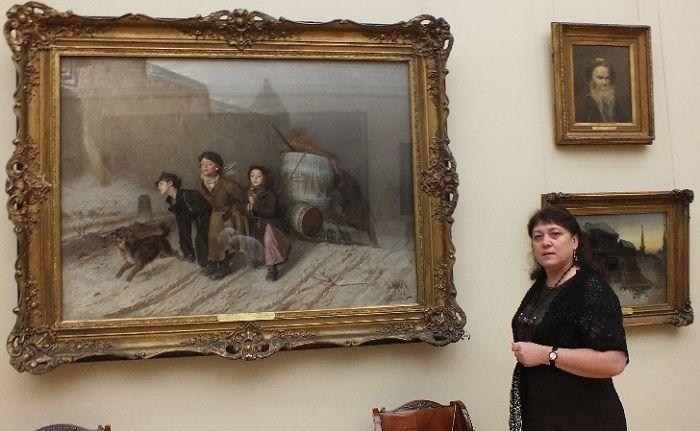 История написания самой трагичной картины Василия Перова «Тройка» (5 фото)