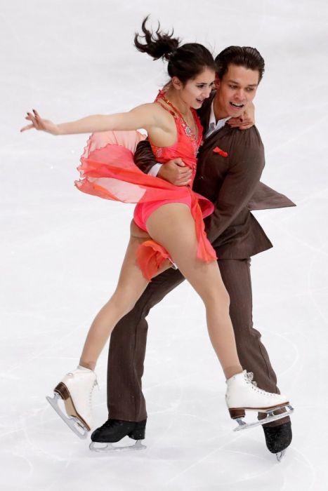 Интересные и забавные фото с женских соревнований (23 фото)