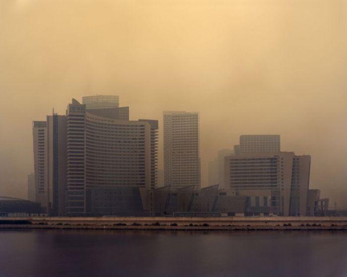 Кангбаши - крупнейший и самый современный в мире город-призрак (14 фото)