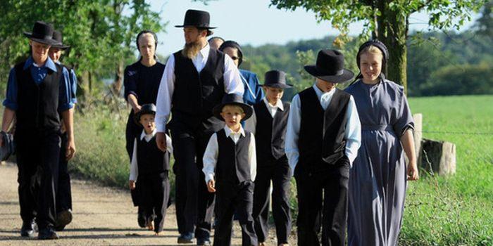 Интересные факты об амишах (16 фото)