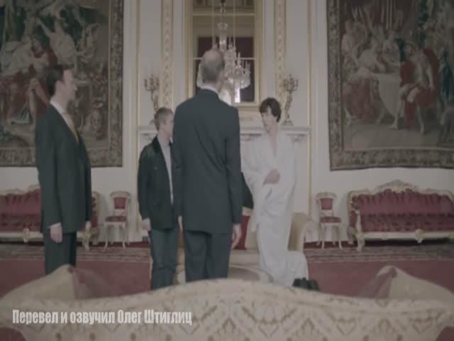 Фейлы на съемках сериала «Шерлок»