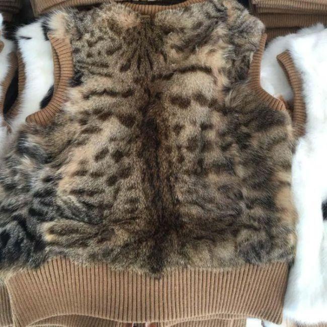Женские жилетки на китайском интернет-аукционе (7 фото)