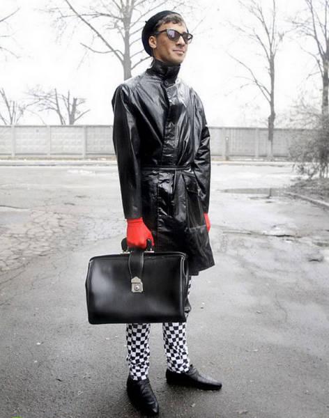 Сомнительные модники с улиц разных городов мира (40 фото)