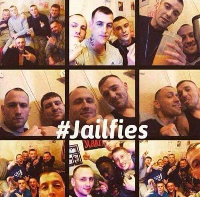 Британские заключенные похвастались вольготными условиями содержания (24 фото)