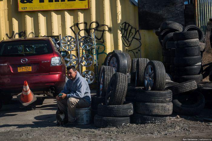 Самый худший и самый лучший районы Нью-Йорка (53 фото)