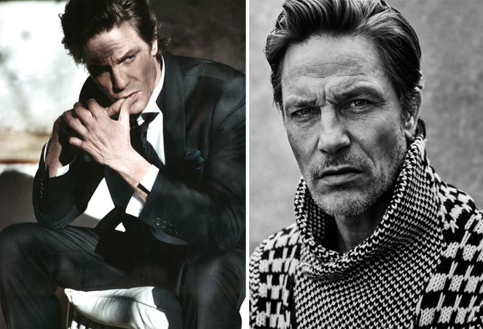 Привлекательные мужчины в возрасте (20 фото)