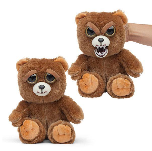 Необычные плюшевые игрушки (7 фото)