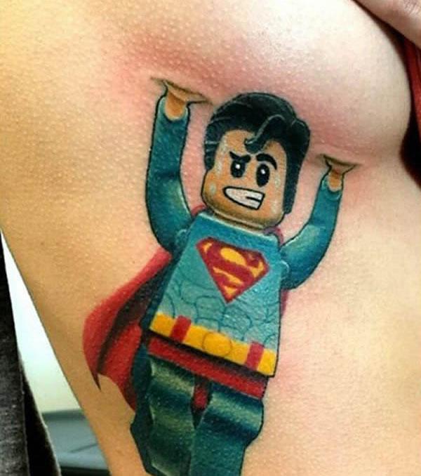 Волнующие татуировки (23 фото)