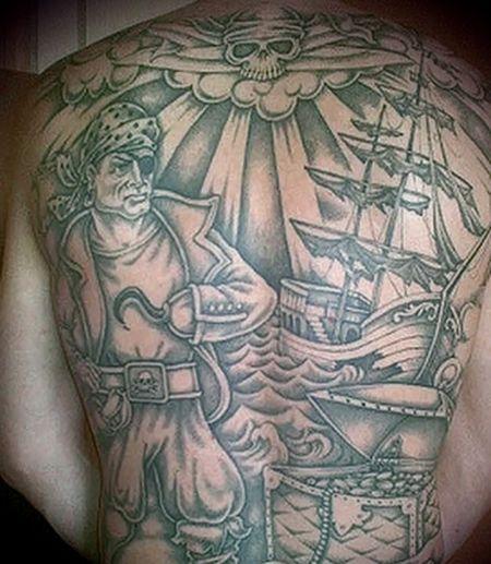 Тюремные татуировки и их значение (10 фото)