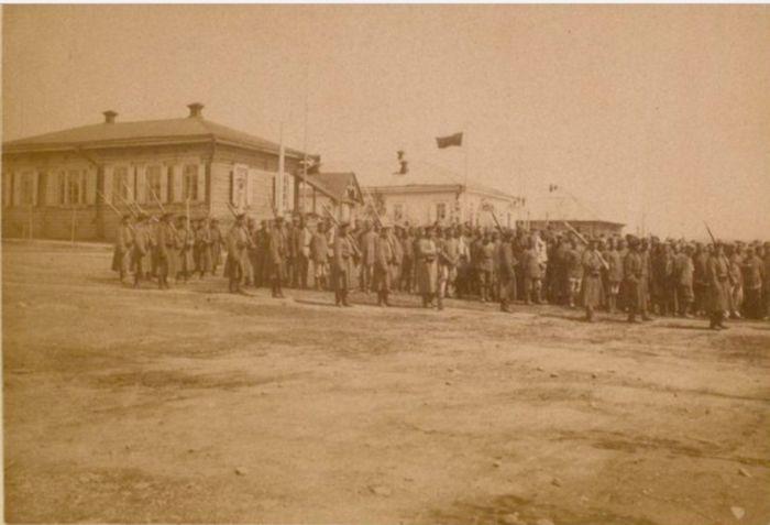 Каторжные тюрьмы Сахалина в дореволюционной России (20 фото)