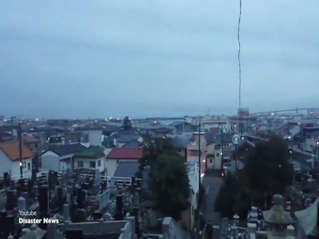 Землетрясение магнитудой 7,4 балла в Японии