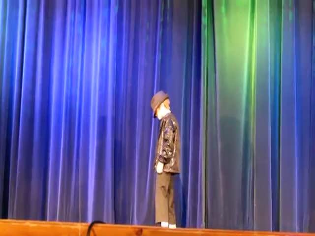 Великолепный танец 9-летнего мальчика