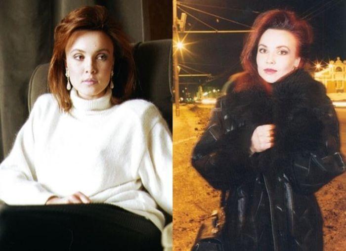 Трагическая судьба российской поэтессы и певицы Татьяны Снежиной (14 фото)
