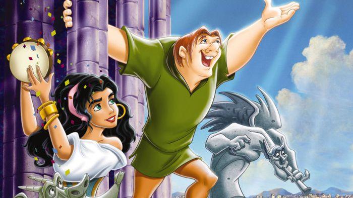 Старые сказки и легенды, на которых основаны диснеевские мультфильмы (20 фото)