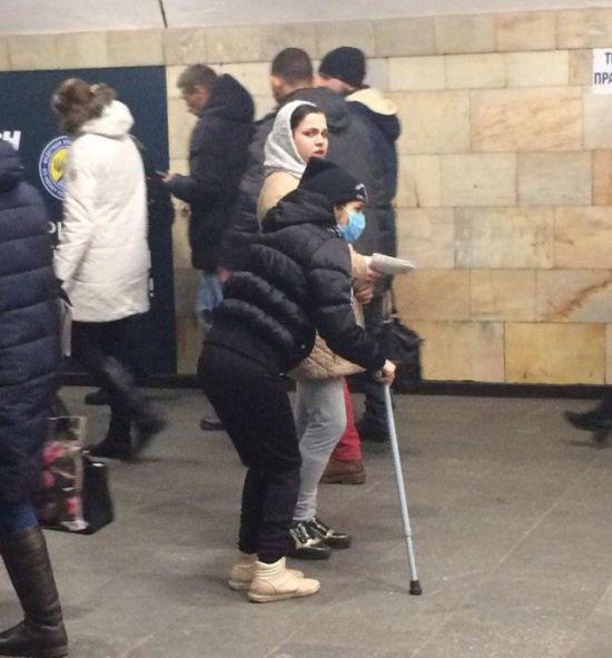 Вот такие вот «инвалиды» (2 фото)