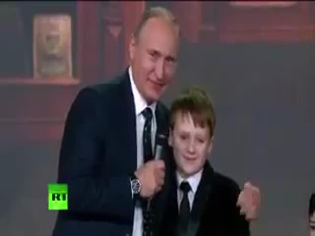 Владимир Путин: «Граница России нигде не заканчивается»