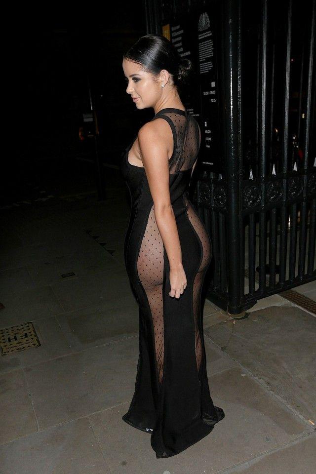Модель Деми Роуз порадовала всех своим откровенным нарядом (10 фото)