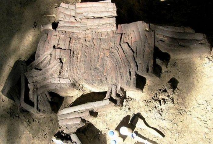 Интересные археологические находки на территории Сибири (10 фото)