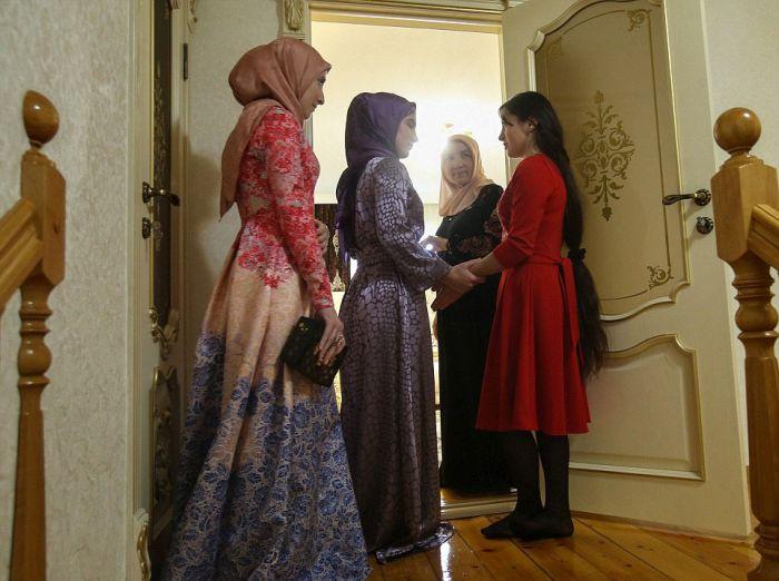 Новые чеченские свадьбы