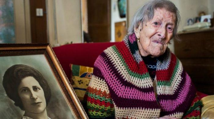 Последний житель земли, родившийся в XIX веке, отметил 117-летие (3 фото)