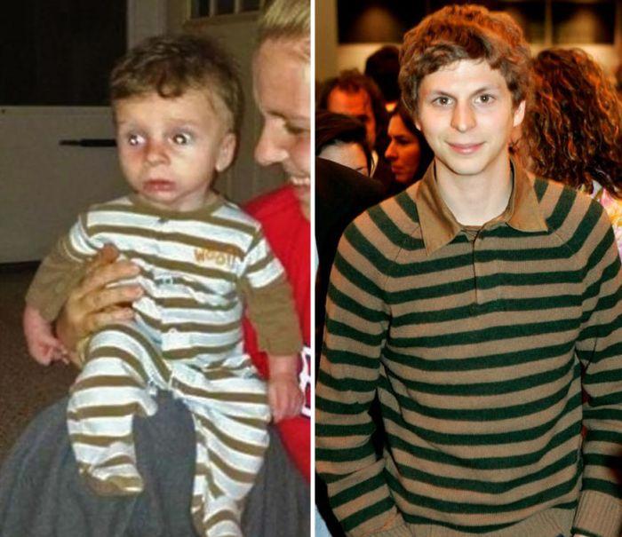 Дети, похожие на знаменитостей (15 фото)