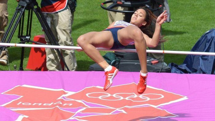 Девушки в спорте (20 фото)