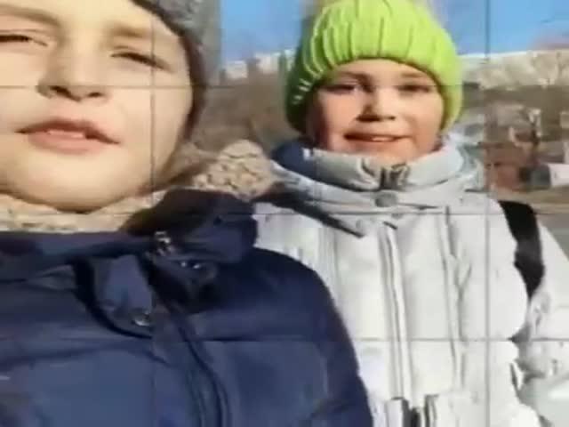 Школьники из Владивостока сняли ролик о тротуаре