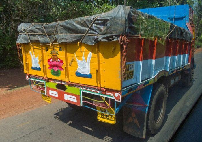 Повседневная жизнь граждан Индии (40 фото)