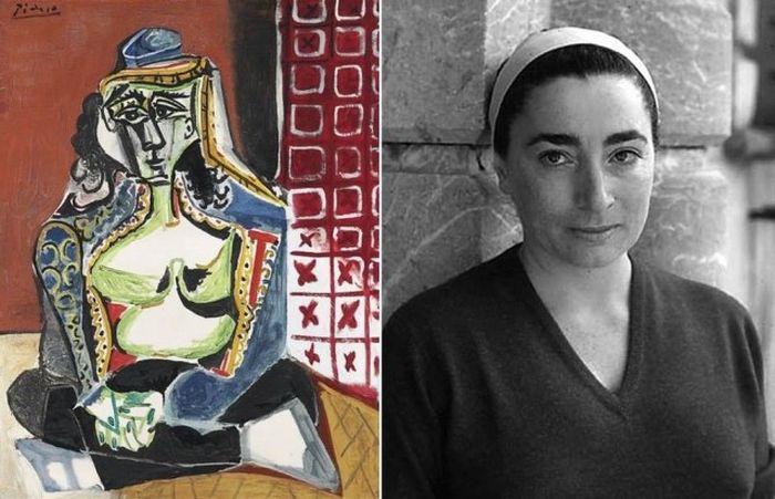 Женщины, с которых Пабло Пикассо писал портреты (5 фото)