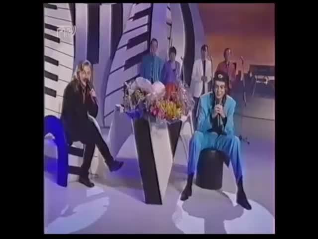 «Первая песня» Филиппа Киркорова