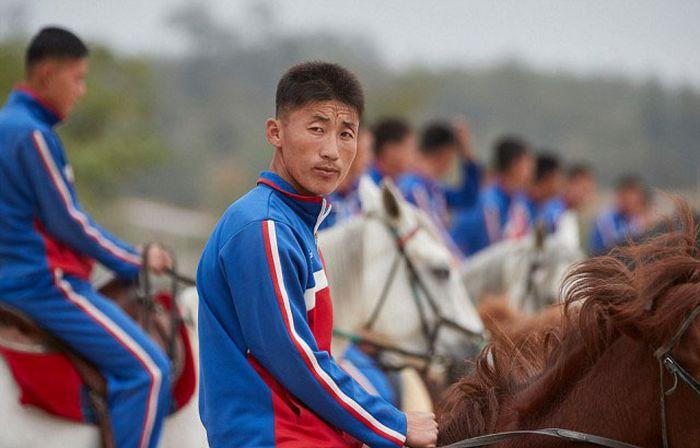 Как живёт средний класс Северной Кореи (20 фото)