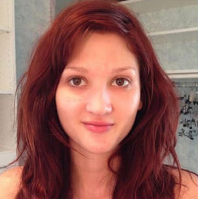 Порнозвезды без до и после нанесения макияжа перед съемками (30 фото)