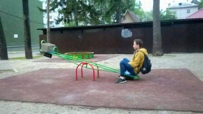 Одиночество в фотографиях (28 фото)