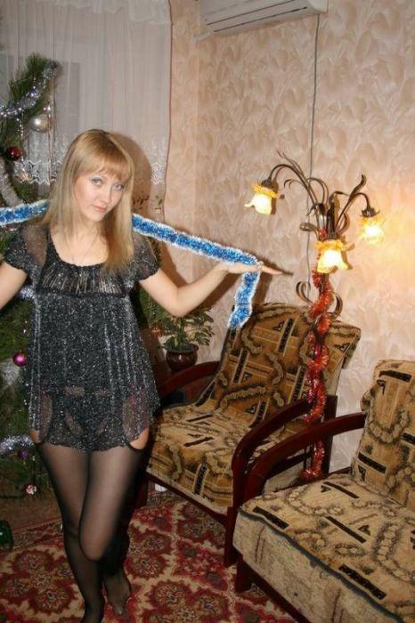 Новогодние соцсети (48 фото)