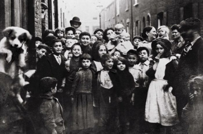 Начало XX века на фото Джека Лондона (21 фото)
